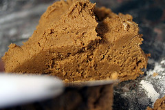 Gingersnap Dough | by David Lebovitz
