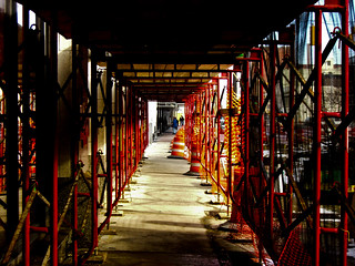 Construction Tunnel | by spatulated