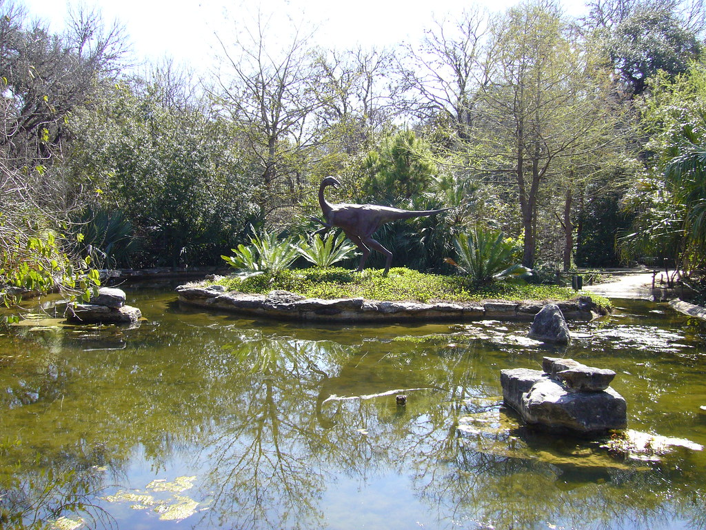 Zilker Gardens Zilker Botanical Gardens Austin Tx
