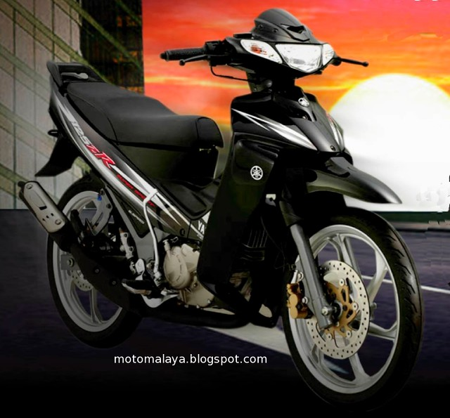 Latest News Zz Hd: The Current Design Of Yamaha 125ZR