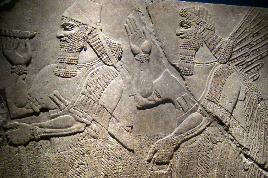 The Northwest Palace at Nimrud