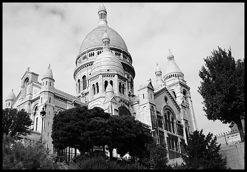 Paris 2008 - Sacré-Cœur Basilica | by \W/intermute