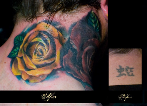 Rose cover up | by Mez Love