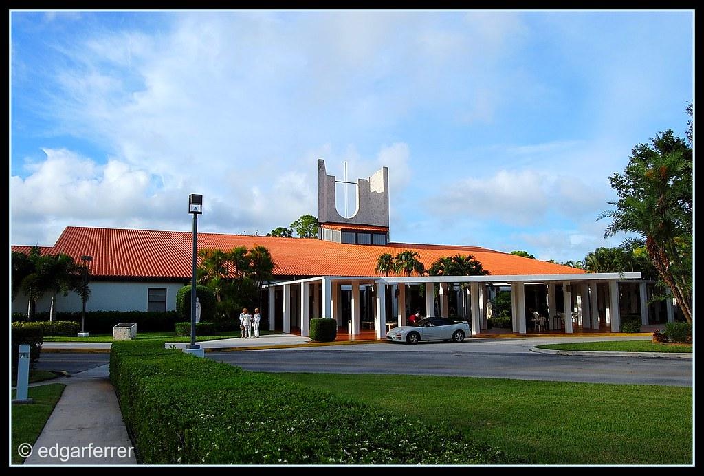 St Ignatius Loyola Cathedral Palm Bch Gardens Fl Flickr