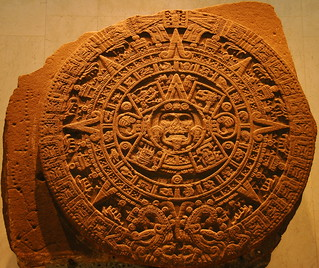 Mexica Sun Stone, Mexico National Museum of Anthropology | by ConstantineD