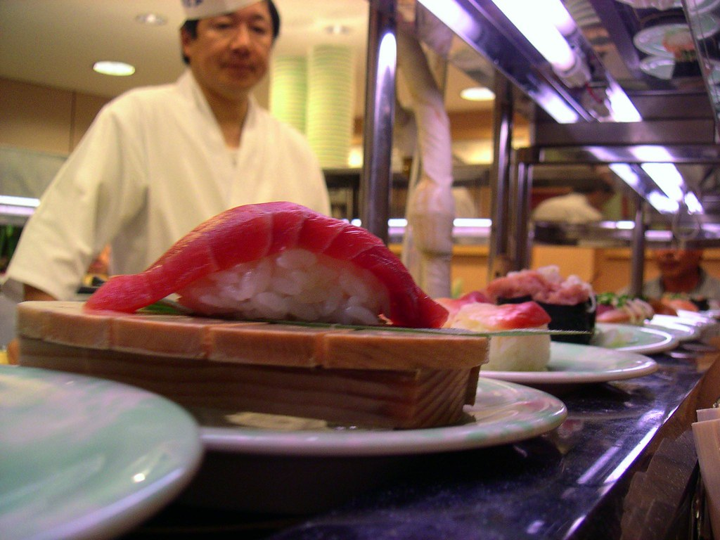 how to buy raw fish for sushi