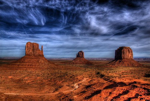 Monument Valley | by Thad