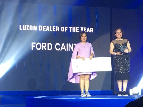 Luzon Dealer of the Year 2017