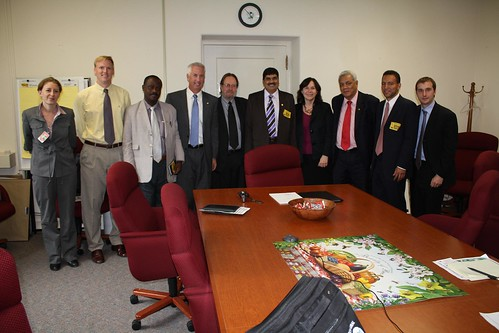 IFAP Delegation Meets USDA International Research Staff | by IFAP