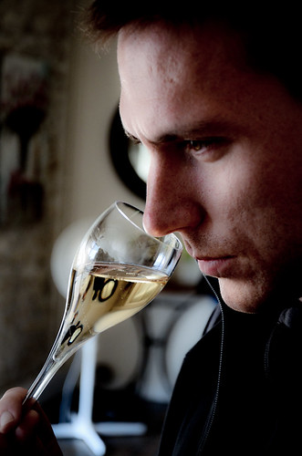 Sam's Game Face - Cycling Champagne 2011 | by The Hungry Cyclist