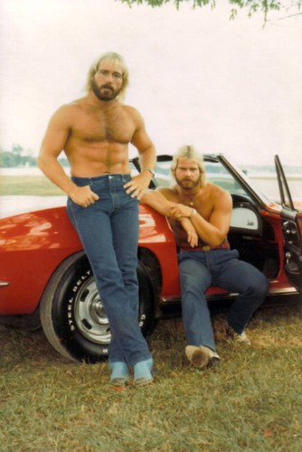 The Fabulous Ones 1980s Memphis Wrestlers ⓑⓘⓡⓒⓗ From