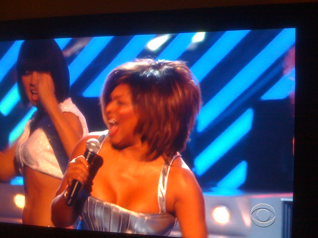 Tina Turner's Nipples | So the new Hi-Def has such high