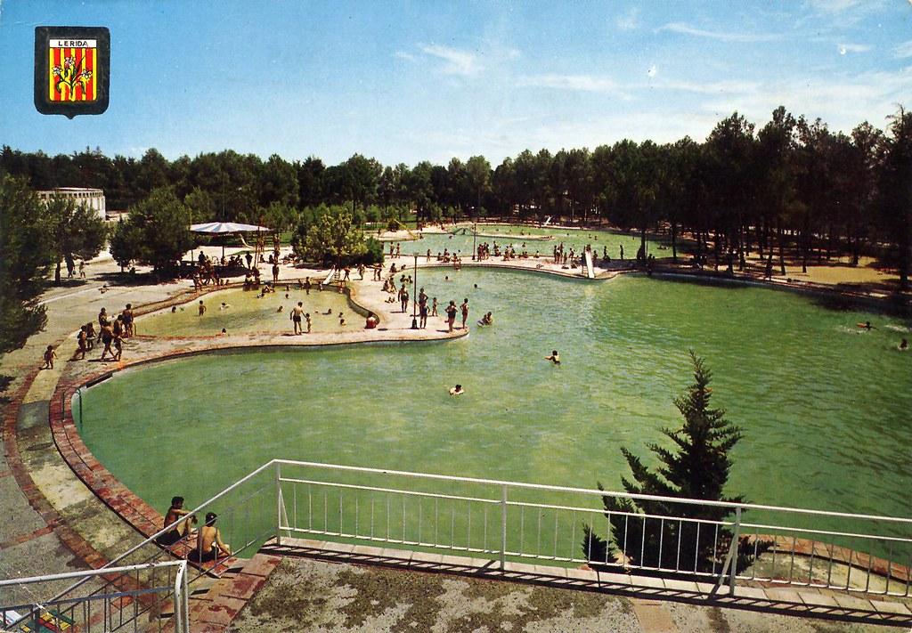 Parque municipal de las balsas de alpicat y piscinas famil flickr - Piscinas municipales en barcelona ...