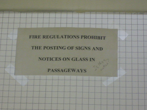 Please refrain from unintentional irony | by passiveaggressivenotes