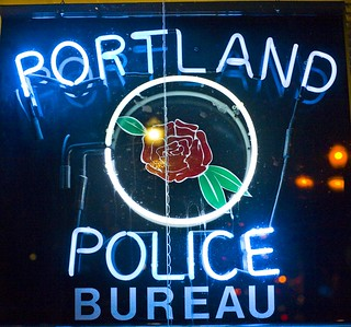Portland Police Bureau | by Thomas Hawk