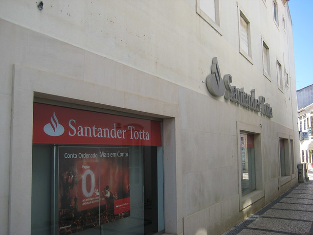 Flickr photo sharing for Banco santander maps