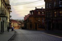 Polocko-Užupio street