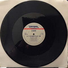 SHANNON:LET THE MUSIC PLAY(RECORD SIDE-A)