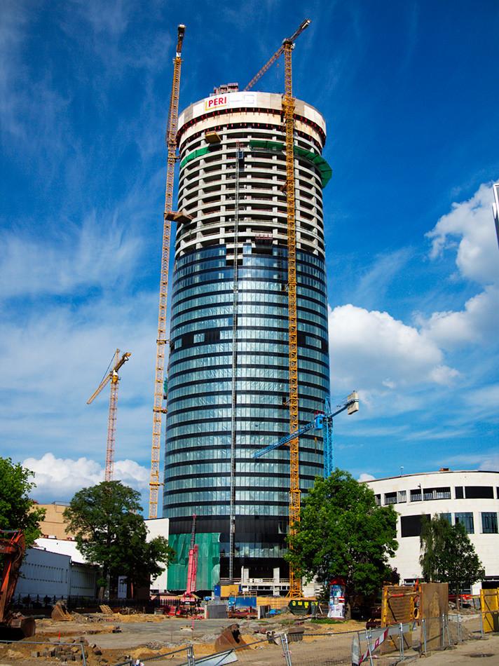 Sky Tower Wrocław Pl Sky Tower The Tallest