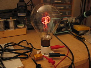 Carbon Filament Light Bulb | by eschlaep