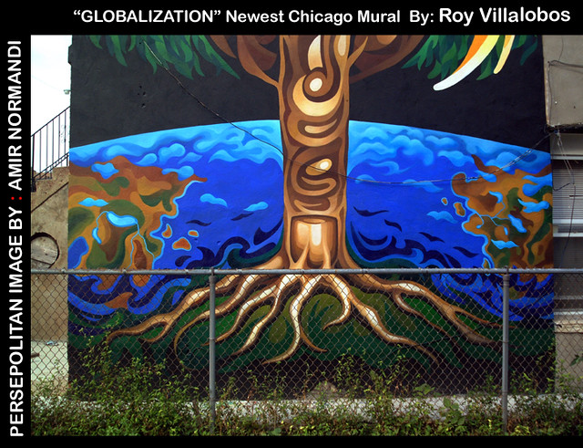 Newest chicago mural landmark 0006 the city of chicago for 18th street gang mural