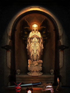 Shrine of Saint Michael The Archangel | by crowolf