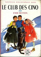 Le Club des Cinq by, Enid BLYTON | by consus-france