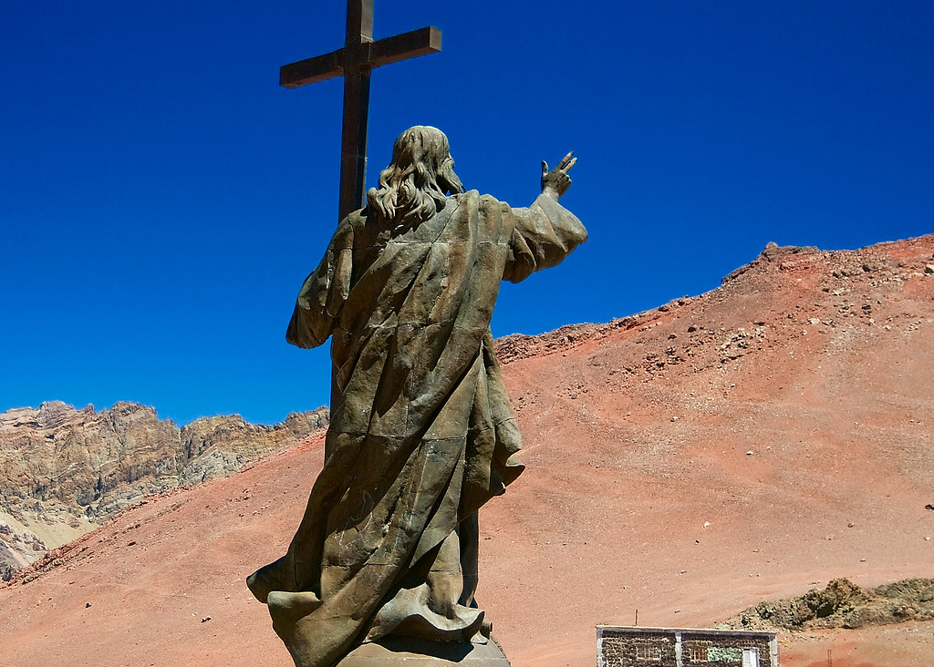 Christ The Redeemer : Christ the redeemer of andes david flickr