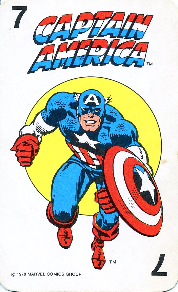 Image Result For Captain America Logo
