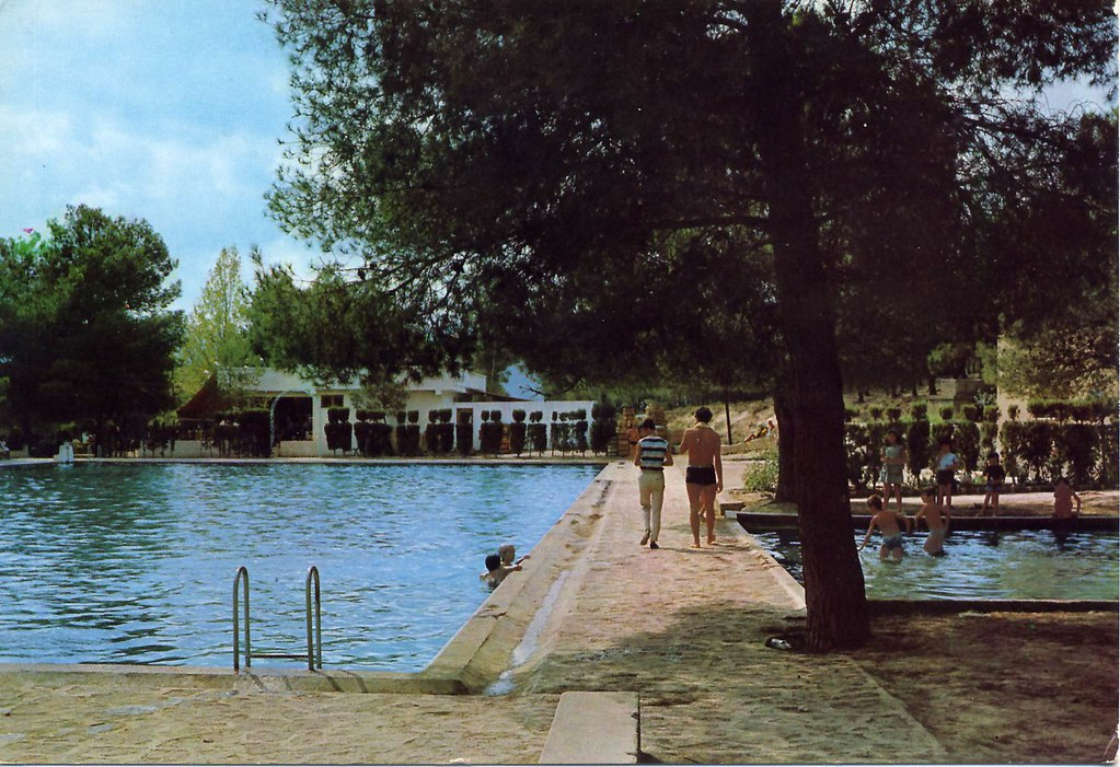 piscinas en el parque de carlos vii altura castell n
