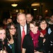 Chrétien Gets All the Girls at Vic