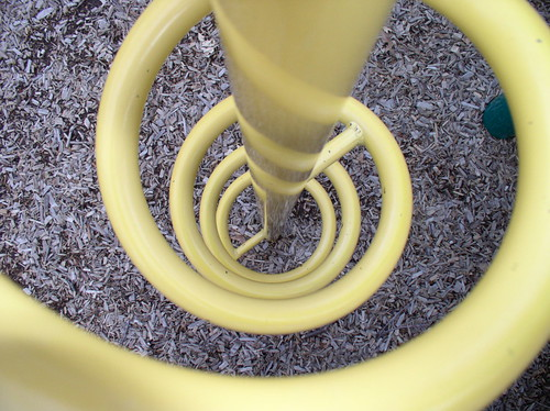 yellow Spiral | by ChelleRNatick