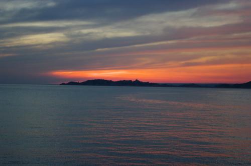 Marseille montredon coucher de soleil depuis la terrasse d flickr - Coucher du soleil marseille ...