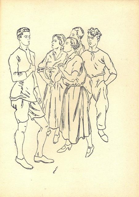 Irene Lisboa, Ilda Moreira, 13 Contarelos, 1926 - 15