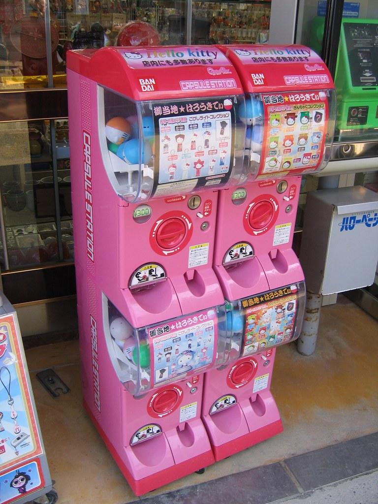 Japanese Hello Kitty Toys : Miyajima hello kitty gashapon a sanrio