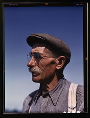 Gus Worke, a farmer who came from Germany 40 years ago, Southington, Conn.  (LOC) | by The Library of Congress