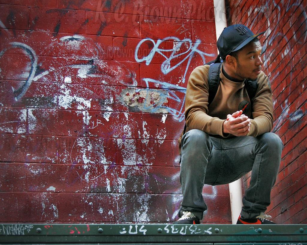 Philadelphia Hip Hop Artist Sy Asaad Photo Shoot 01 04 200