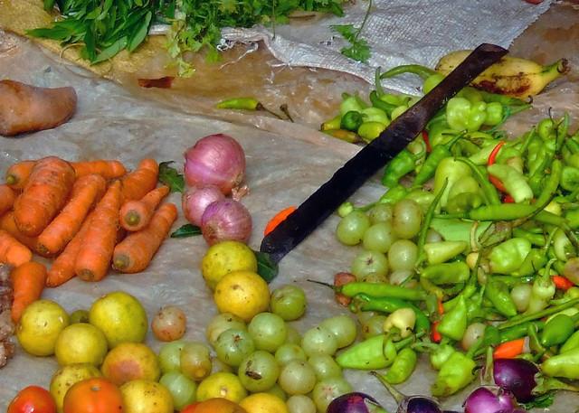 Kerala India Fruit & Vegetable Market | Nostalgic T+ Allan ...Kerala Vegetable Market