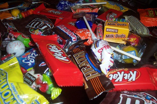 Halloween Candy | by Rochelle, just rochelle