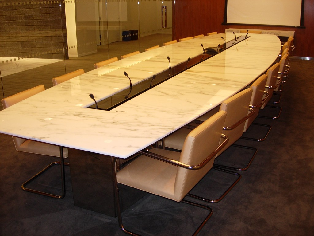 Stone Conference Table GENY DatesWeiser Flickr - Stone conference table