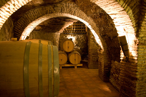 Barrel Room Arar | by Ryan Opaz