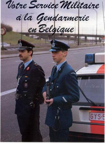 gd services militaire la feue gendarmerie belge flickr. Black Bedroom Furniture Sets. Home Design Ideas