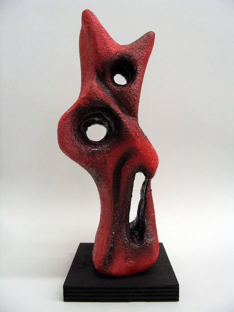 Abstract expressionism sculpture by jodie hurt abstract expressionism sculpture by jodie hurt