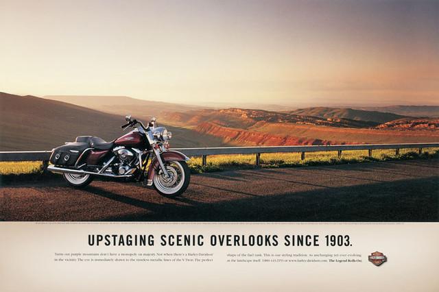 Harley Davidson Commercial