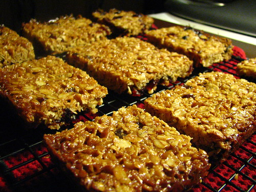 Cranberry Flapjacks | by SeppySills