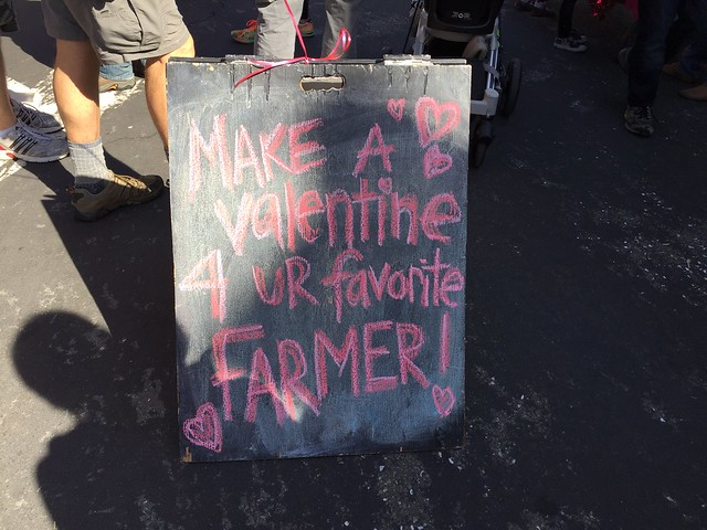 Make A Valentine 4 UR Favorite FARMER!
