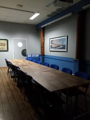 SEALIFEn kokoushuone