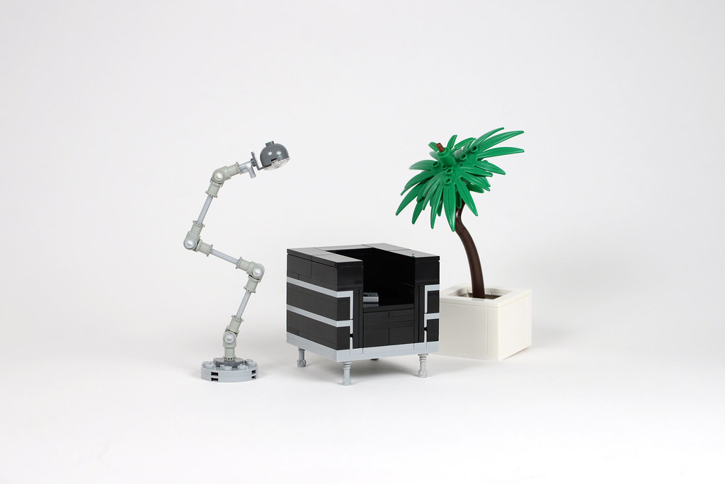 Lego architect office - atana studio