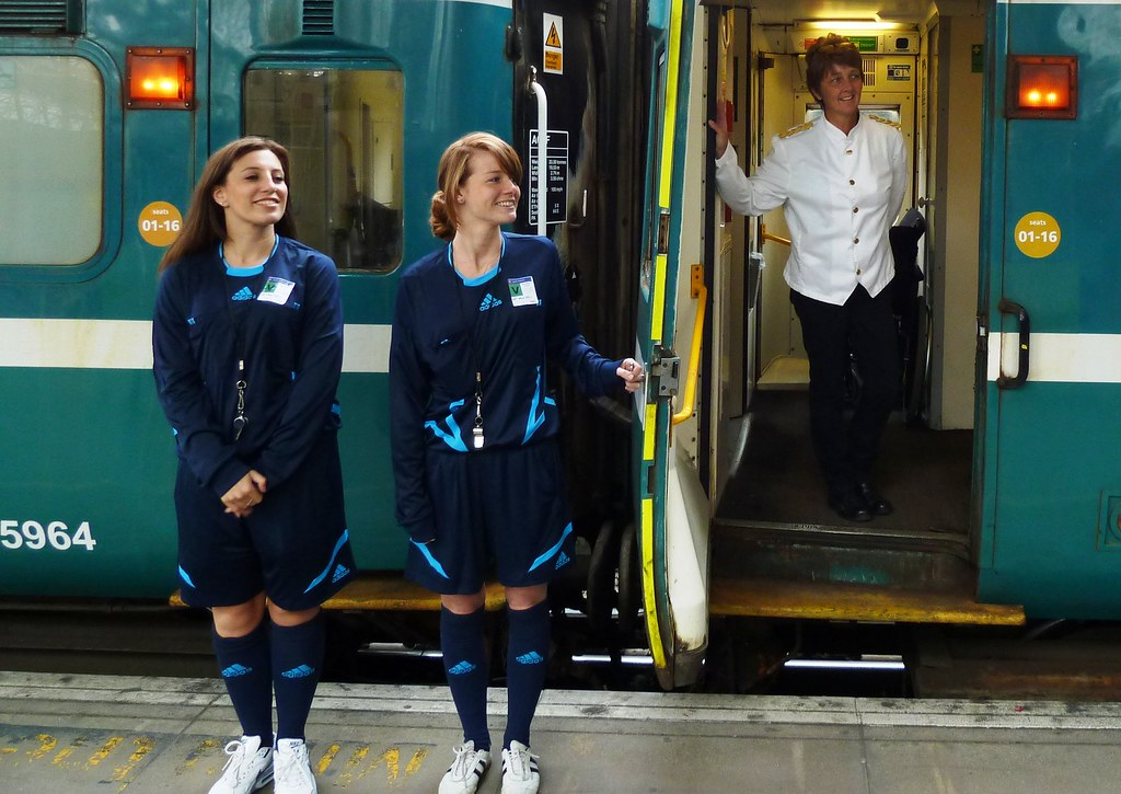 ... Charter Train   Heineken To Wembley Stadium, U0027refsu0027 And Catering Manager  | By  Catering Manager