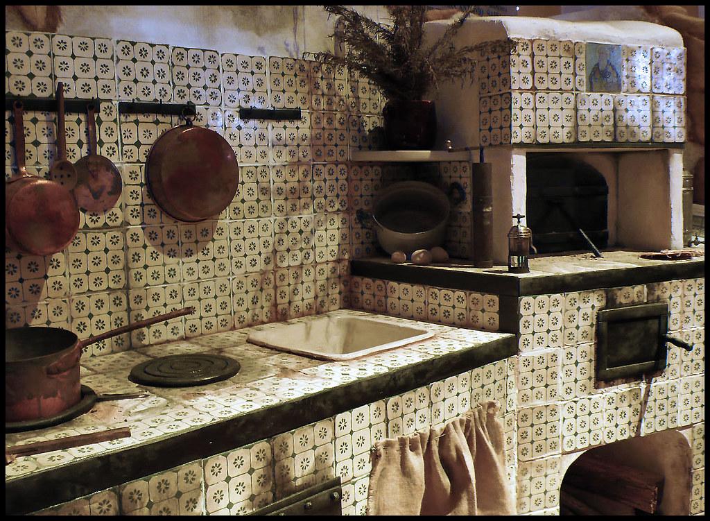focolare procidano antica cucina procidana ricostruita